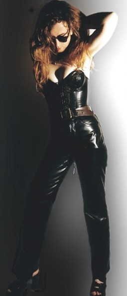 Leathercorset